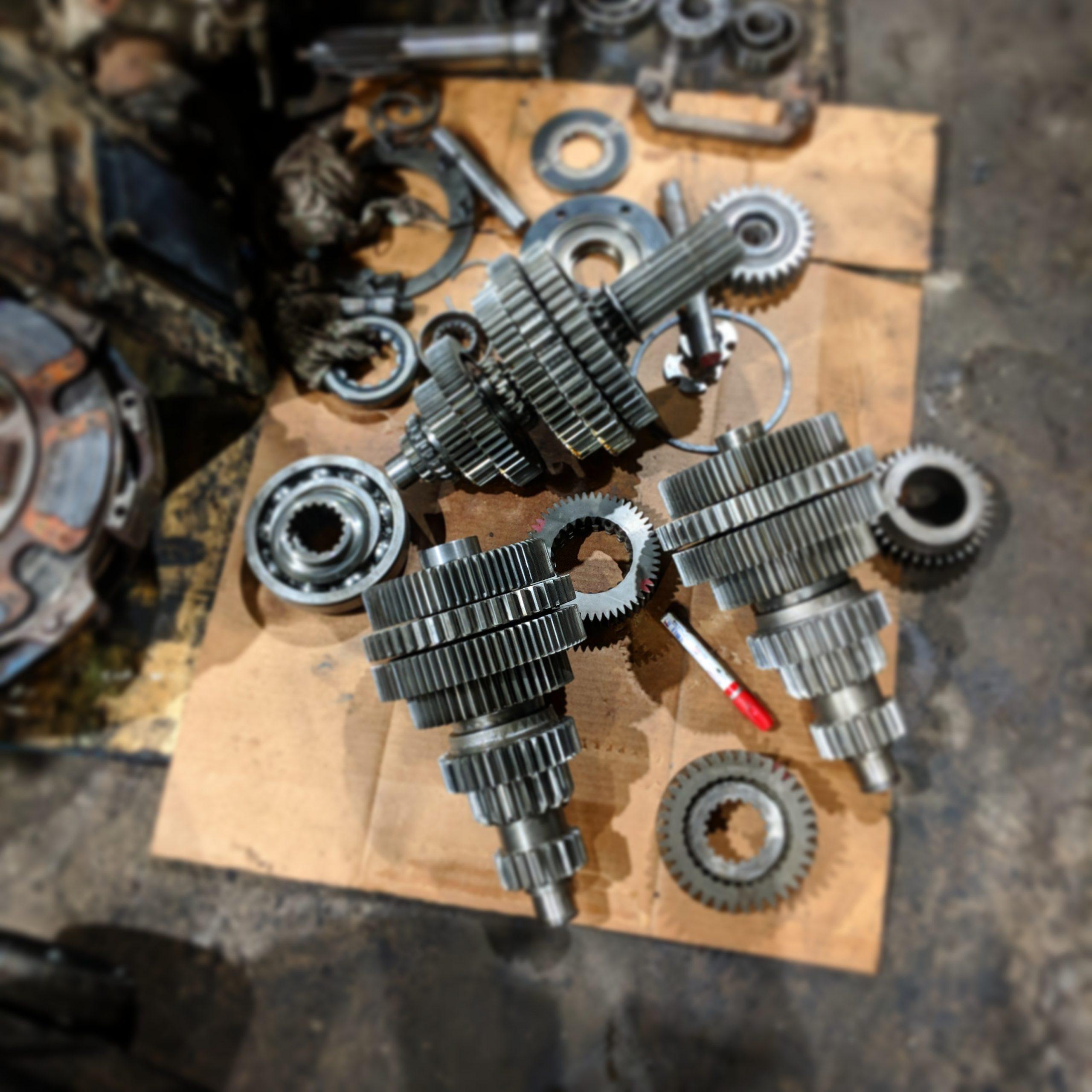transport truck repair calgary